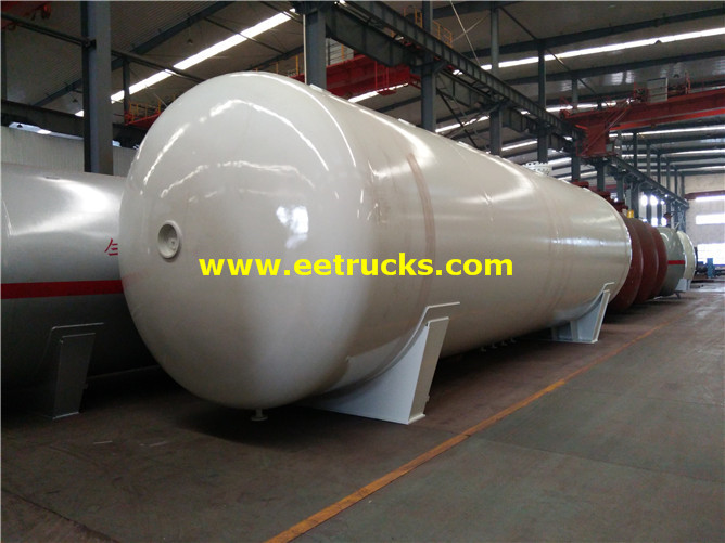 Bulk Propane Steel Tanks