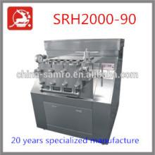 Homogénéisateur certificat SRH2000-90 ISO bentonite
