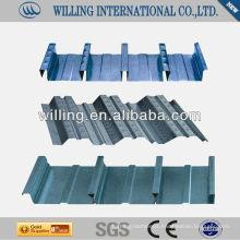 Metal decking sheet