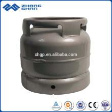 Low Pressure 6kg LPG Gas Cylinder Filling for South Africa Market