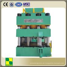 Prensa Hidráulica Automática com Porta Hidráulica de Gravação