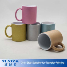 Sublimation Blank Glitter Cup Mugs