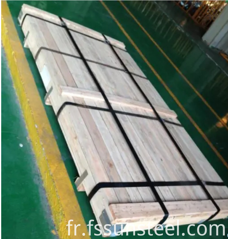 Decorative Stainless Steel Plate 304