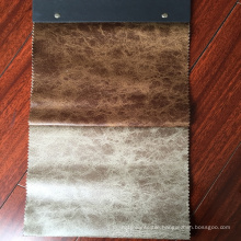 2016 New Model Synthetic Leather Fabric for Furniture