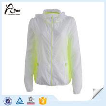 Windbreaker Athletic Wear Light Weight Jacket für Frauen