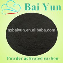 1000mg / g Valor de iodo Preço de carbono ativado em pó