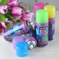 500ml crazy silly and party string spray for Christmas