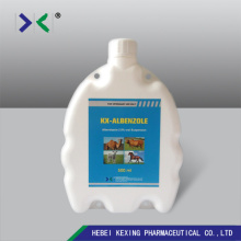 동물성 Albendazole Suspension 2.5 %