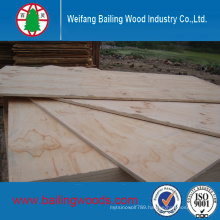 Bottom Price Commercial Plywood with Poplar Core