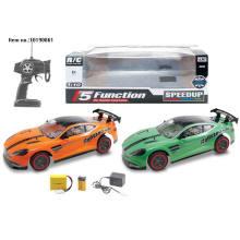 Juguetes teledirigidos del coche de 5 canales con la batería del cambiador (1: 10)