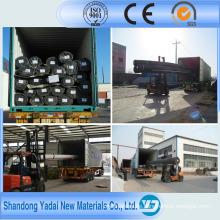 ISO Standard wasserdichte HDPE Fischteich 1.5mm Geomembrane
