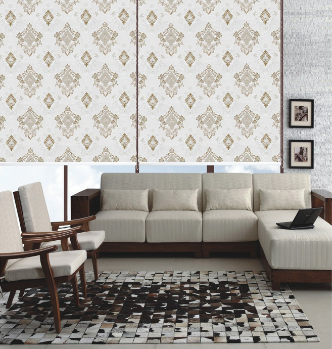 Roller Jacquard Curtain Shade