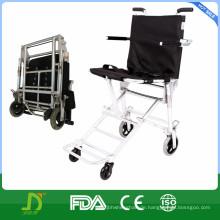 Aluminium Leichtgewicht Transport Klapp Rollstuhl