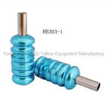 Fontes coloridas dos apertos da tatuagem dos produtos da tatuagem da liga de alumínio