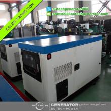 Factory supply silent 15kva/12kw Doosan Daewoo diesel genset price