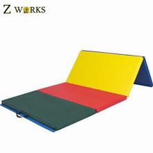 Wholesale Folding Exercise Floor Mat Yoga Judo Pilates Foam Mat