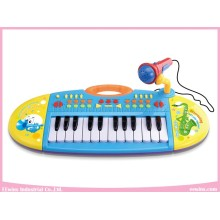 Educational Toys Electronic Musical Organ with Microphone