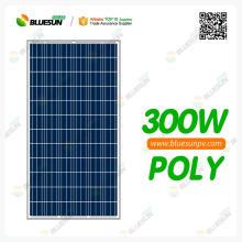 Bluesun 72 cells 48v 300w solar panels for sale