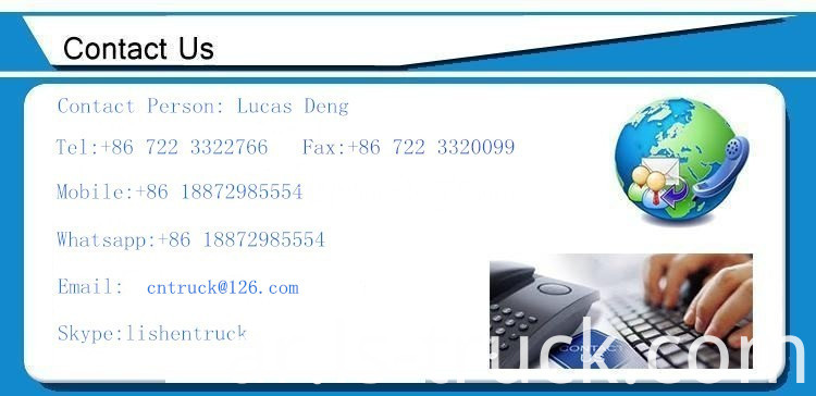 Truck Supplier Manufacturer Contact Information