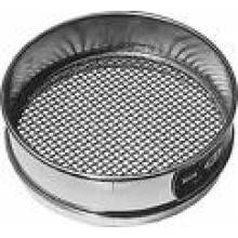 Laboratory Used Stainless Steel Woven Wire Mesh Test Sieve