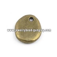 Овальной формы ювелирные изделия сплава кулон ожерелье