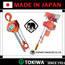 Guindaste de corrente manual e elétrico, com versatilidade e desempenho incomparável, proporcionando segurança (bloco de corrente de mão de 20 toneladas)