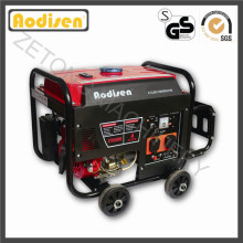 Electric Start Home Use Generator Ohv 6500