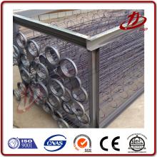 Filtertasche Rahmen / Käfig für Staubabscheider mit Venturirohr