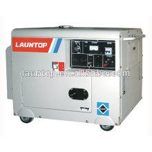 5KWTop Qualität Silent Diesel Generator Mit 9HP Diesel Motor LDG5000S Zu Verkaufen