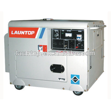 Generador diesel silencioso de la calidad 5KWTop con el motor diesel LDH 9HP LDG5000S para la venta