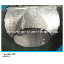 Stainless Steel Pipe Fittings Welded Equal Tee/Straight Tee