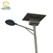 O watt diferente da luz de rua solar ip66 5M 30W conduziu a luz de rua