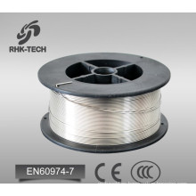 4043 alambre de soldadura de aluminio MIG CO2 alambre