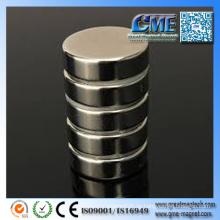 NdFeB Magneten runden Großhandelsmagneten kleine Runde