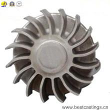 Custom Stainless Steel Vacuum Pump Impeller