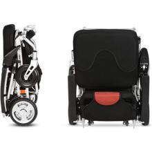 Tragbarer Rollstuhl Mit Lithiumzelle