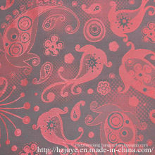 Polyester Jacquard Lining Fabric for Garment Lining (JVP6354A)
