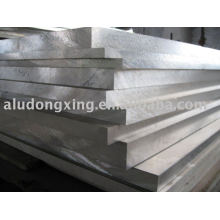 Fabricación de placas de aluminio 2024