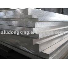 Plaque d'aluminium 2024 fabrication