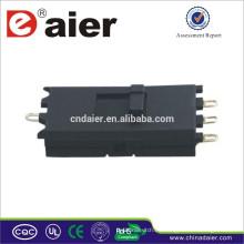 Interruptor deslizante Daier 250V SS14-10K hecho en China interruptor deslizante vertical