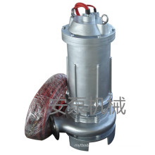 Stainless Steel Centrifugal Submersible Sewage Pump