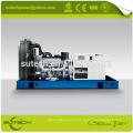 Générateur diesel de 1640KVA / 1312KW MTU avec le moteur original de l'Allemagne 12V4000G23 MTU