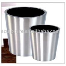 Metal Flowerpot