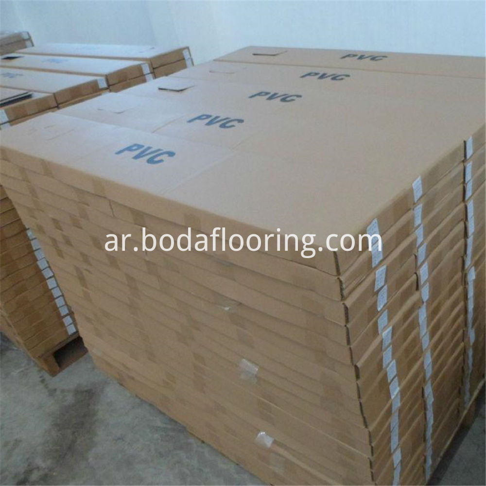 Package Of Spc Flooring