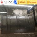 máquina de secado de fruta industrial / máquina de deshidratación de pescado / secadora de bandeja de aire caliente para fruta
