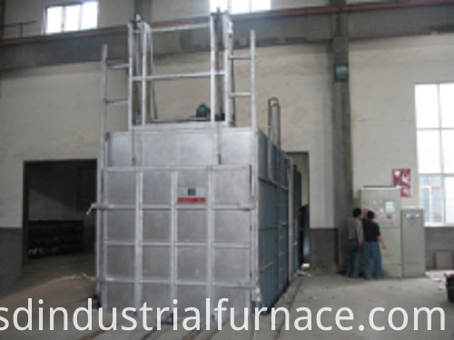 Oil Quenching Furnace