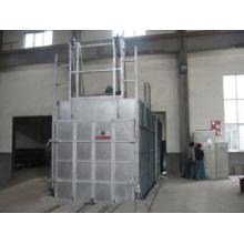 Horno de envejecimiento de perfil de aluminio