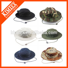 Custom high quality sublimation printed bucket hat in China
