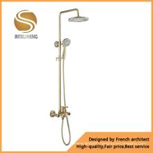 Modern Golden Shower Set (ICD-7515)