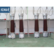 Oil immersed type current transformers 110 kv